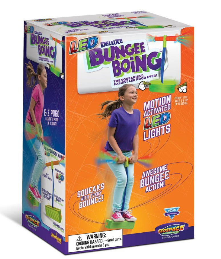 Geospace - G11162 | LED Deluxe Bungee Boing