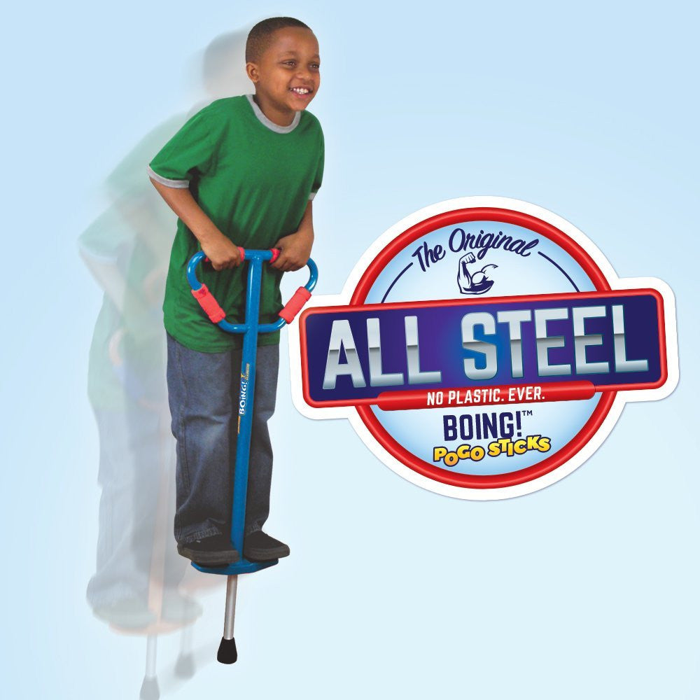 Boing Medium Pogo Stick 60-100 Lbs