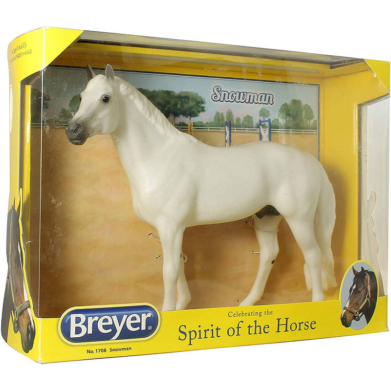Breyer - 1708 | Traditional: Snowman