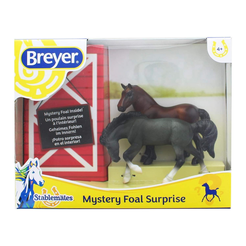 Breyer - 5938 | Stablemates: Mystery Foal Surprise - Assorted (One per Order)
