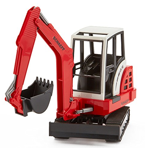 Bruder - 02432 | Construction: Schaeff HR 16 Mini Excavator