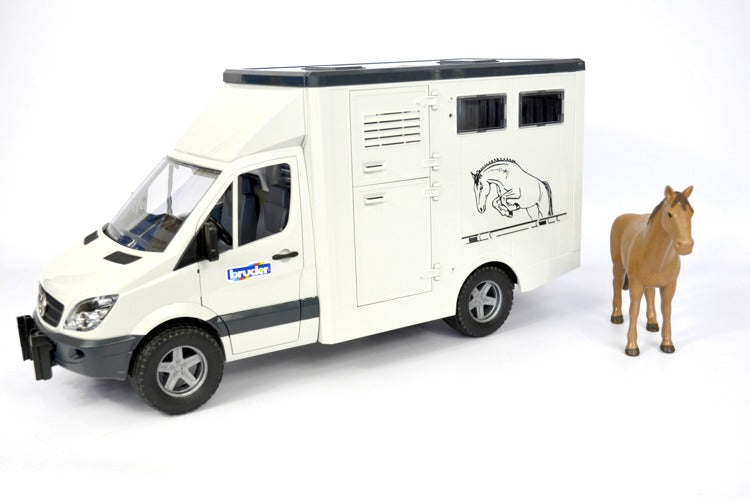 Bruder - 02533 | MB Sprinter Animal Transporter