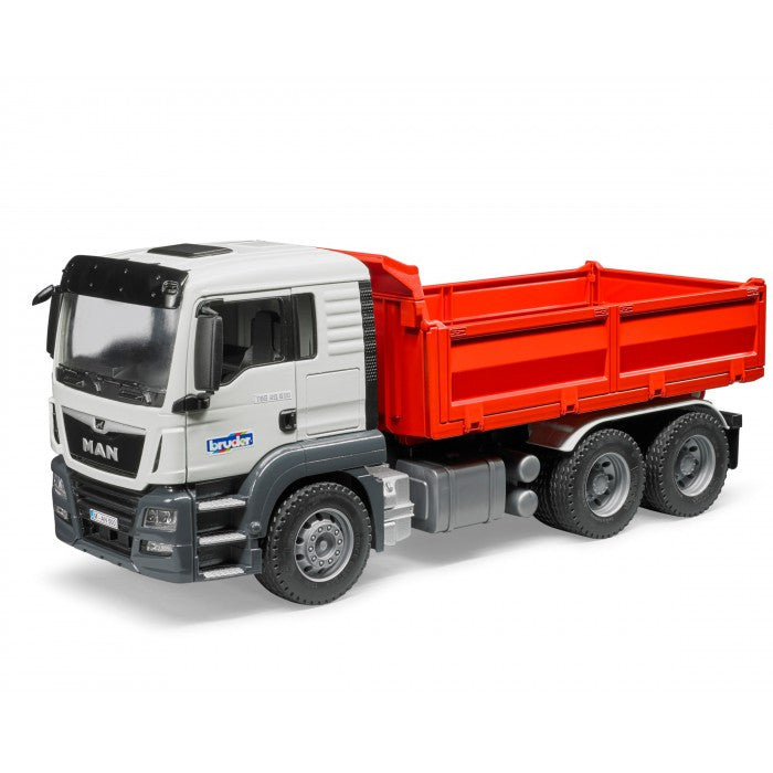 Bruder - 03765 | Construction: MAN TGS Construction Truck