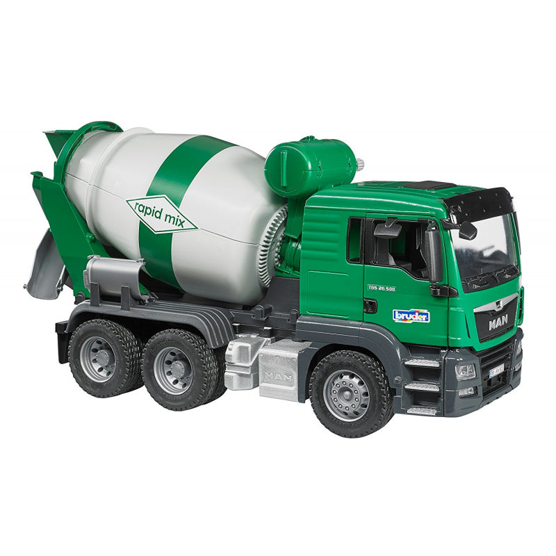 Bruder - 03710 | Construction: MAN TGS Cement Mixer Truck