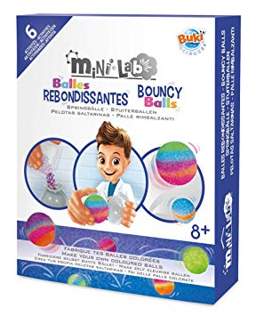 Buki Toys - BK 3009 | MiniLab Bouncy Ball