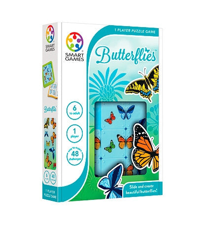 Smart Games - SG 439 | Butterflies