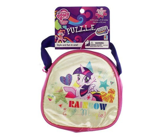 Hello Kitty/My Little Pony Puzzle Pouch - Assorted
