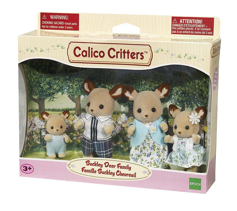 Calico Critters - CF1432 | Buckley Deer Family