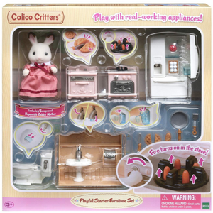 Calico Critters - CF1882 | Playful Starter Furniture Set