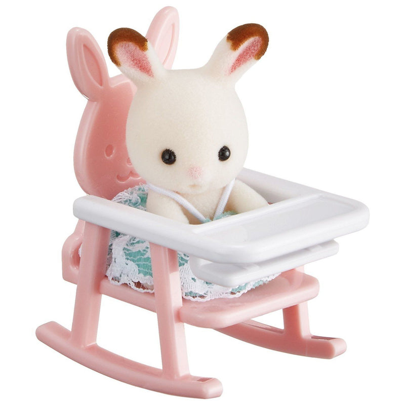 Calico Critters - CF1876 | Highchair Mini Carry Case