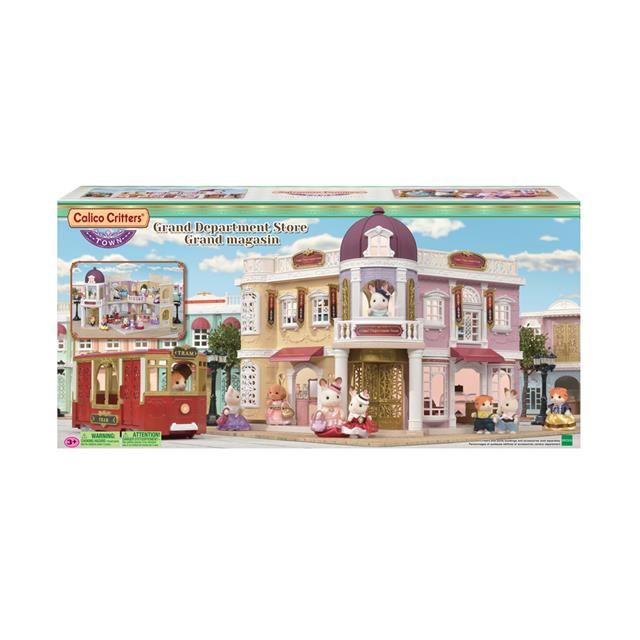 Calico Critters - CF3010 | Town Series: Grand Department Store
