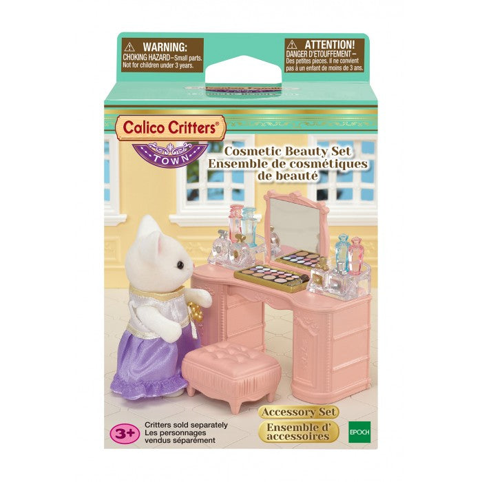 Calico Critters - CF3019 | Town Series: Cosmetic Beauty Set