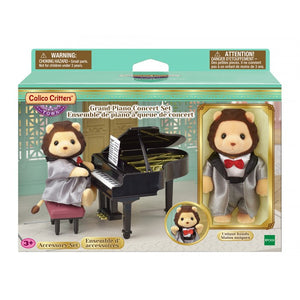 Calico Critters - CF3025 | Town Series: Grand Piano Concert Set