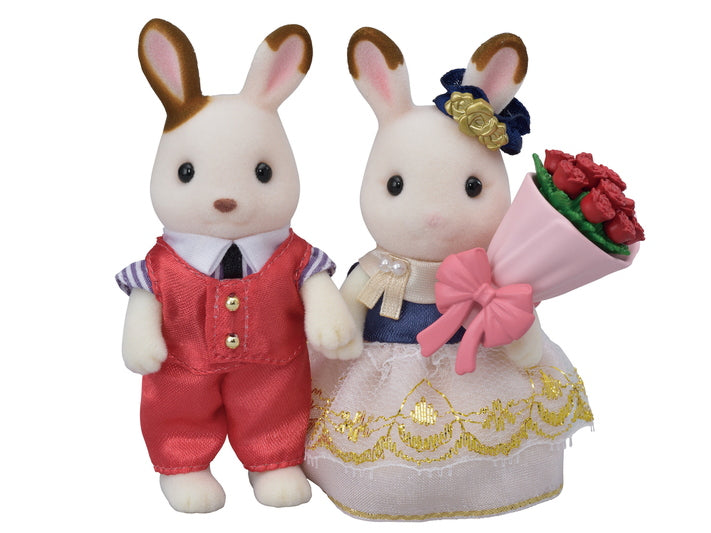 Calico Critters - CF3036 | Cute Couple Set