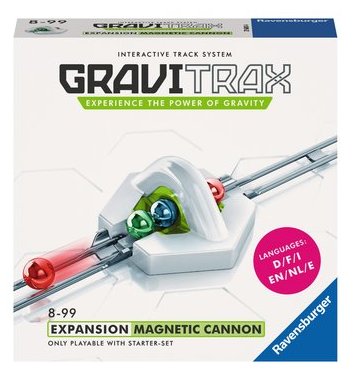 Ravensburger - 27600 | GraviTrax: Expansion - Magnetic Cannon