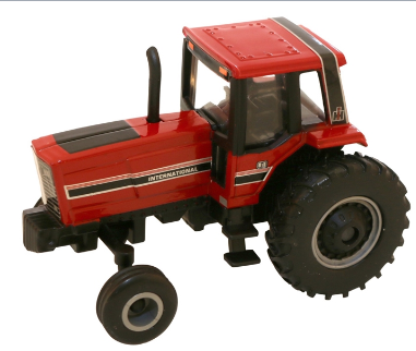 IH Modern Tractor, Red