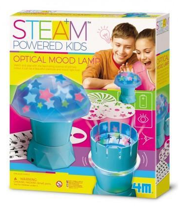 4M - 4902 | STEAM Powered Kids: Optical Mood Lamp