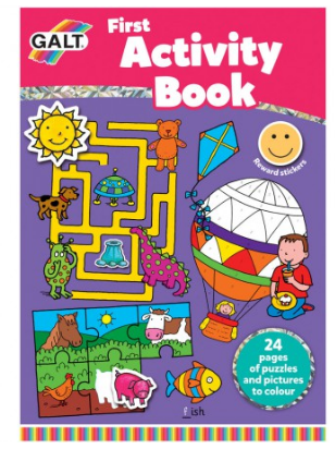 Galt - L3077A | First Activity Book