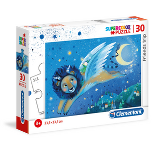 Clementoni - 20254 | Friends Trip - 30 PC Puzzle