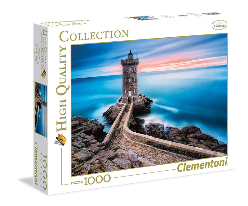 Clementoni - 393343 | The Lighthouse (1000 Piece Puzzle)