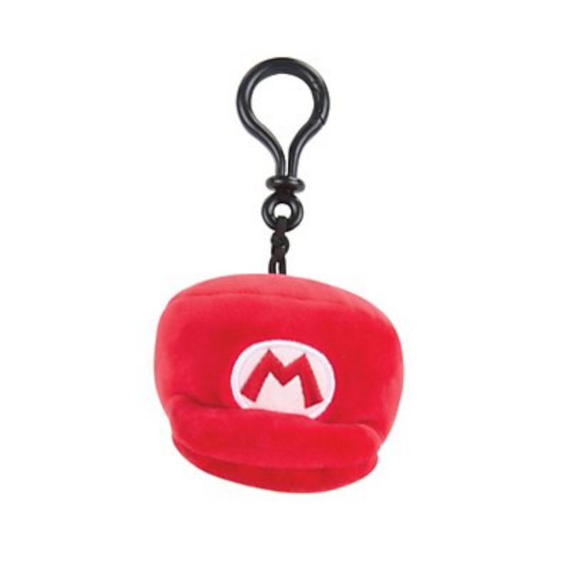 TOMY - T12950 | Nintendo Clip-On Mario Hat
