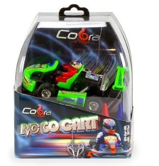 Cobra Toys - 900601 | Remote Controlled Mini Go Cart: assorted colours