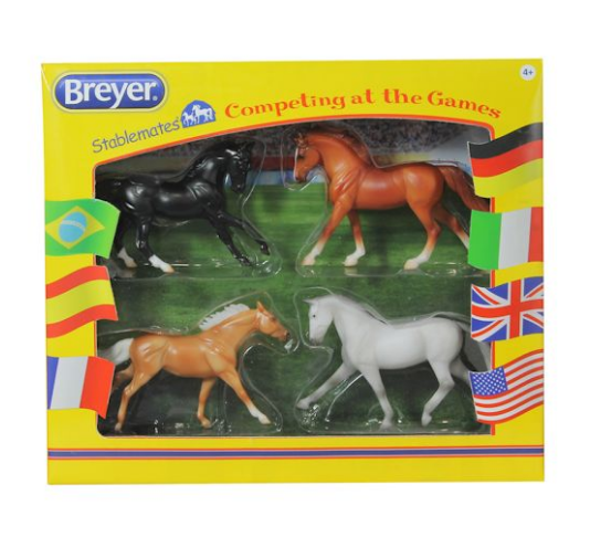 Breyer - 5388 | Stablemates: Competing At The Games