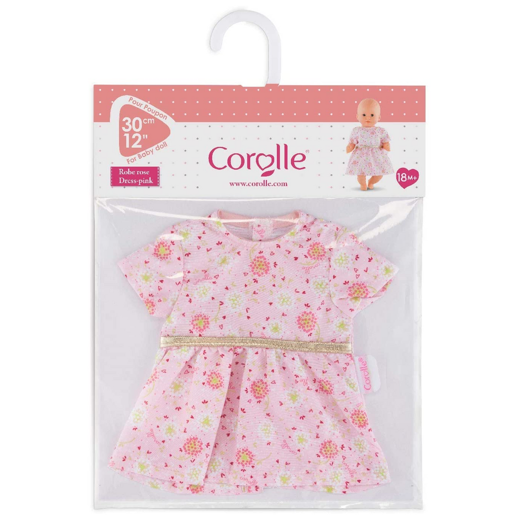 "Corolle - 110050 | 12"" Dress - Pink"