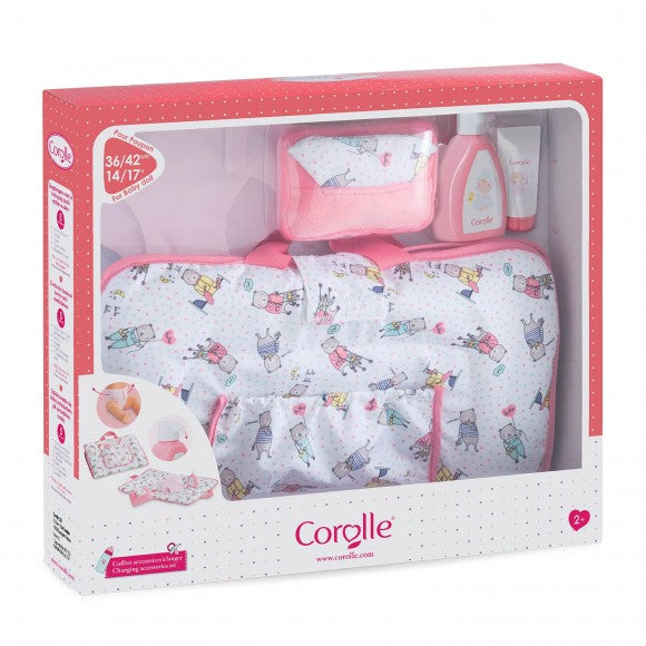 "Corolle - 140360 | Bebe 14""/17"" Changing Accessories"