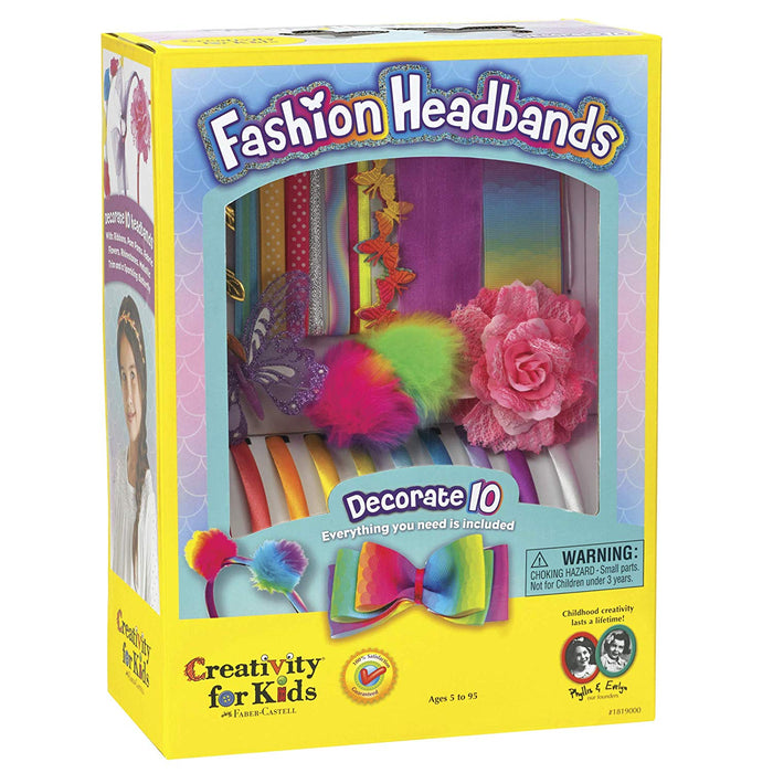 Creativity for Kids - 1819007 | Fashion Headbands