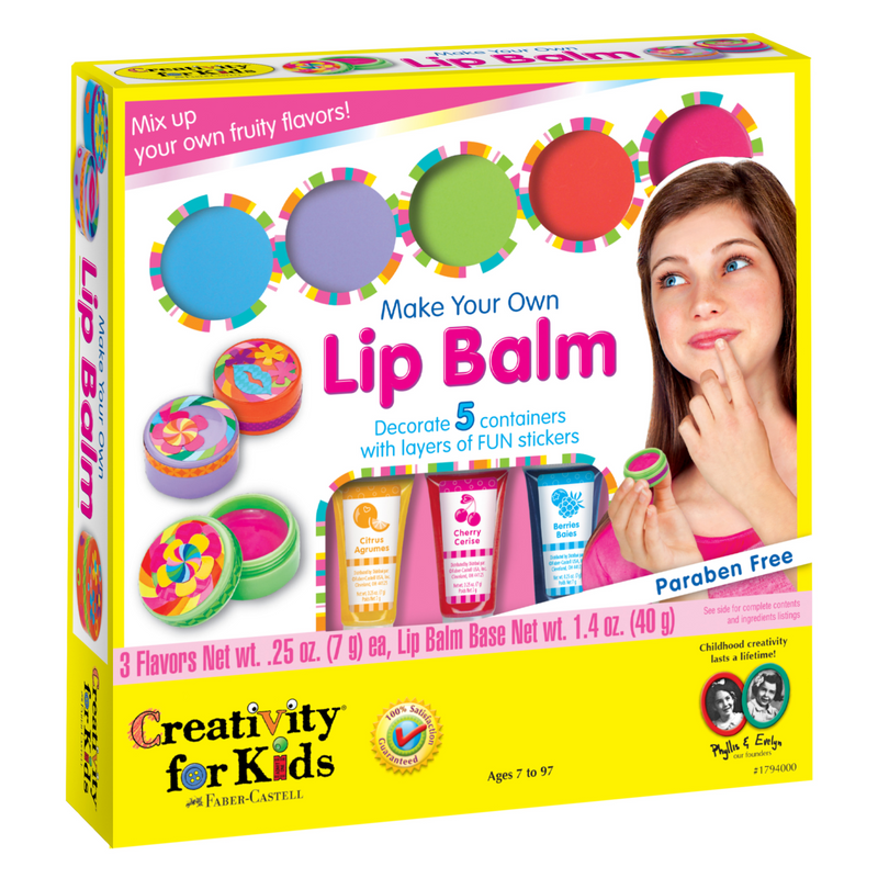 Creativity for Kids - 1794000 | Make Your Own Lip Balm