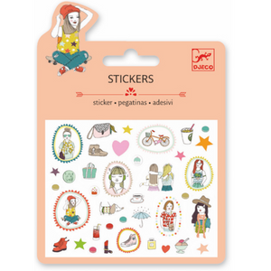 Mini Stickers - Fashion