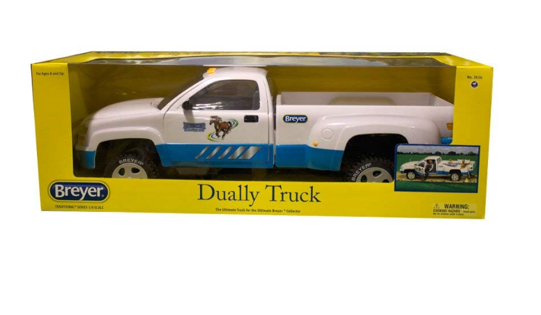 Breyer - 2616 | Traditional: Dually Truck