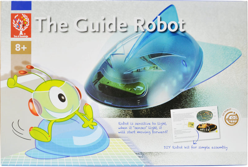 Elenco - EDU4004 | The Guide Robot