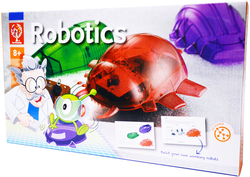 Elenco - EDU7090 | Robotics Kit