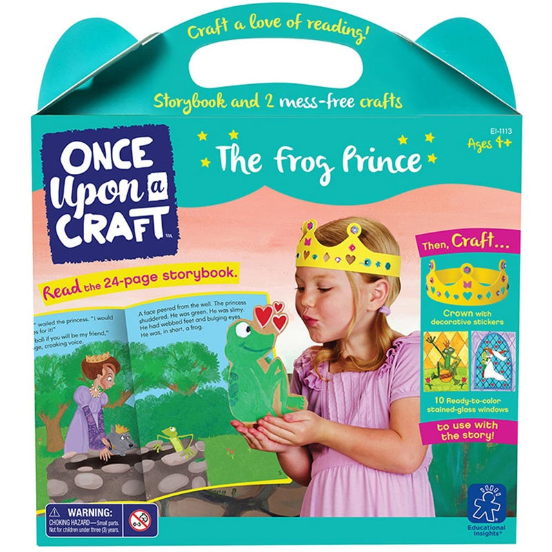 Educational Insights - EI1113 | Once Upon A Craft: The Frog Prince
