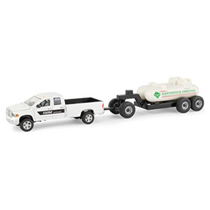 ERTL - 16380 | 1:64 RAM Pickup with Anhydrous Tank