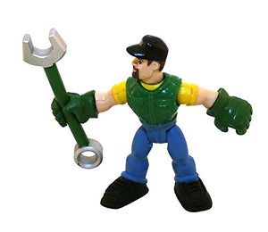 ERTL - 46504 | Gear Force Figures w/ Tool, Asst.