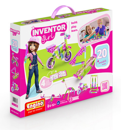 Elenco - IG20 | Inventor Girl: 20 Models