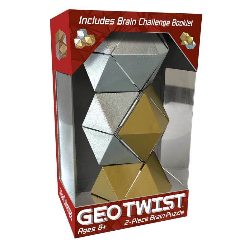 Fat Brain Toy Co - 30712 | Geo Twist