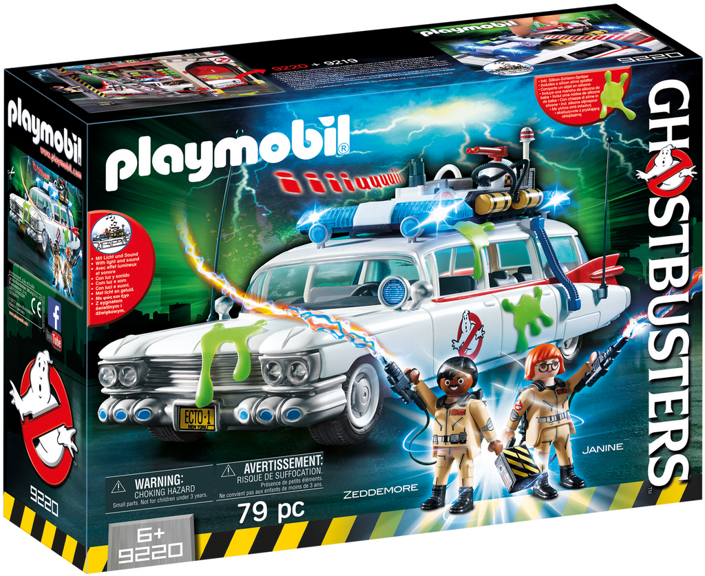 Playmobil - Ghostbusters: Ghostbusters Ecto-1