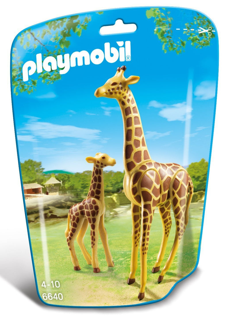 Playmobil - 6640 | City Life: Giraffe With Calf