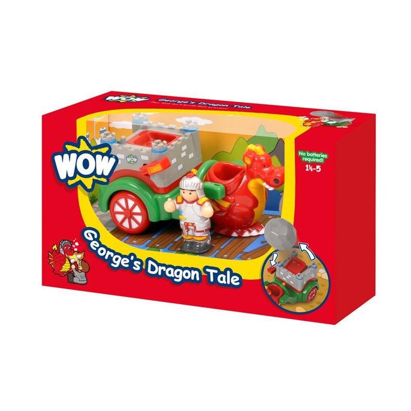 George Dragon Tale - Wow Toys - 103061