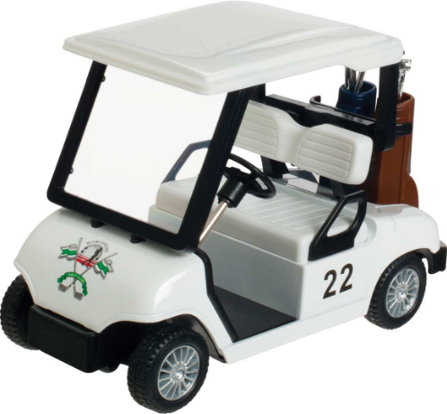 Toysmith - 2530 | Golf Cart - Die Cast
