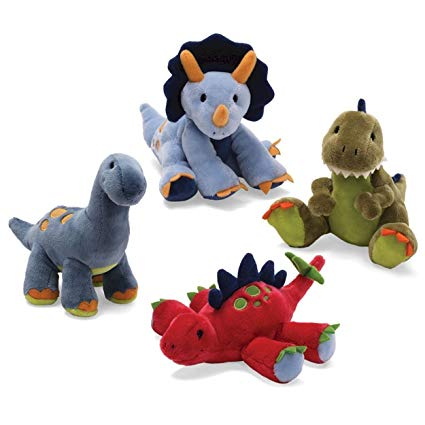 Gund - G-030274 | Dino Plush Animal Chatter