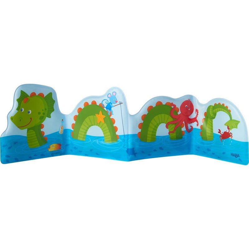 Haba - 303604 | Bath Book - Water Dragon Fridoli