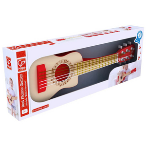 Hape - E0602 | Red Flame Guitar