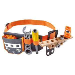 Hape - E3035 | Scientific Tool Belt Junior Inventor
