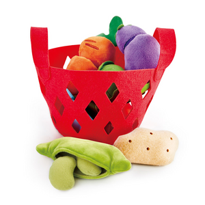 Hape - E3167 | Toddler Vegetable Basket