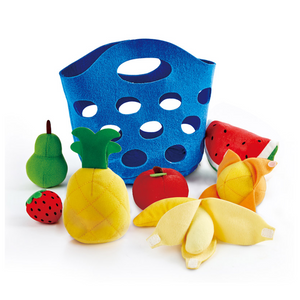Hape - E3169 | Toddler Fruit Basket